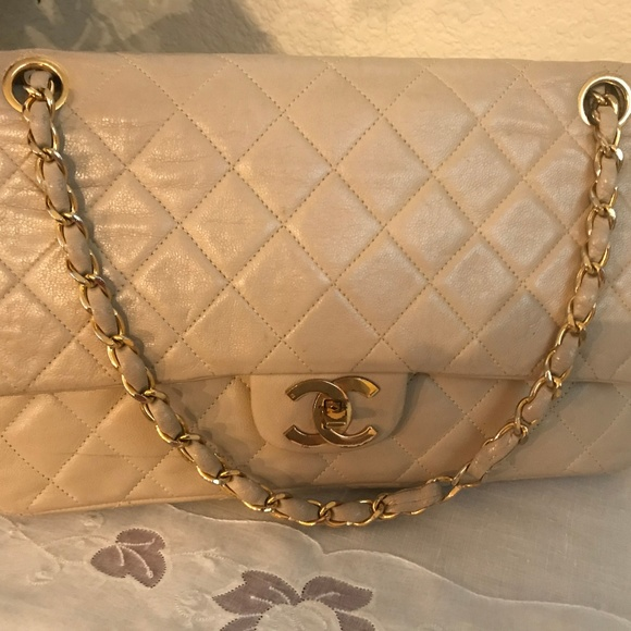 b852ae54699868 CHANEL Bags   Vintage 1970s Quilted Bag   Poshmark